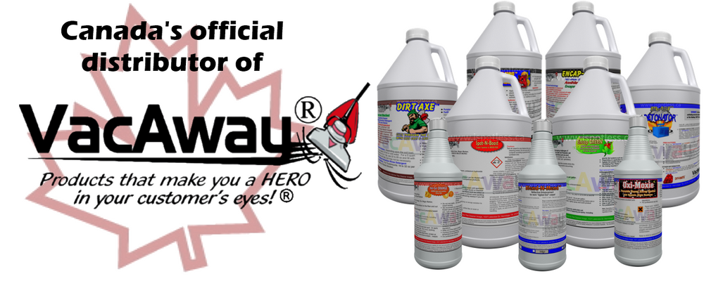 Canada's official distributor of Vacaway products.