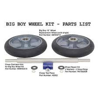 CIMEX BIG BOY UPGRADE WHEEL KIT