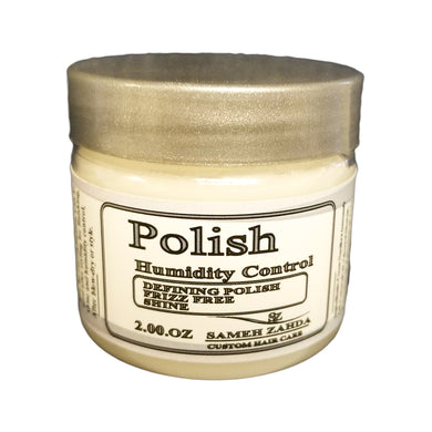 Polish (humidity control) NEW! - Sameh Zahda Custom Hair Care