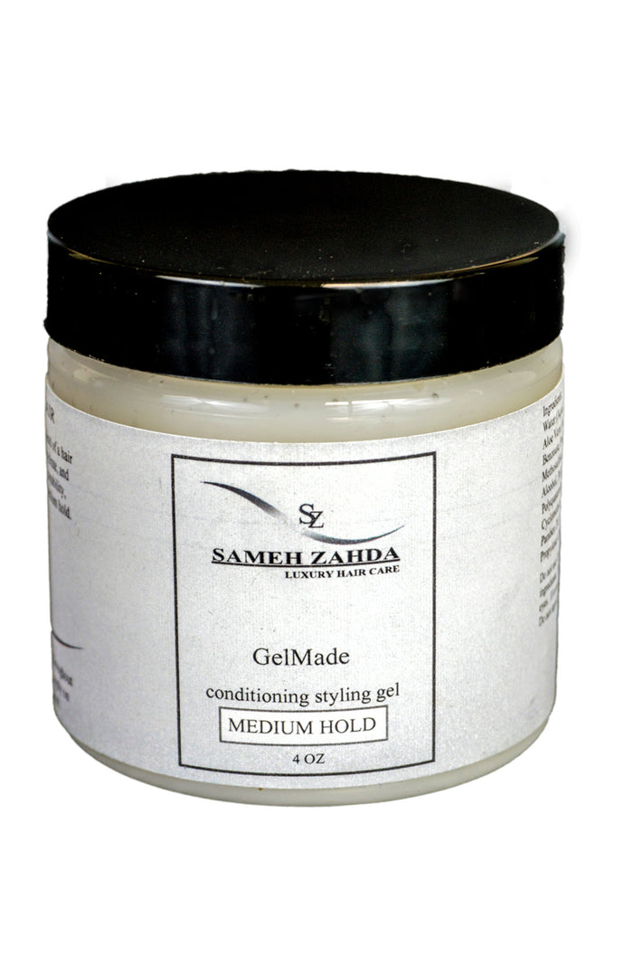 GelMade (NEW!) - Advanced Hair Styling Gel - Sameh Zahda Custom Hair Care