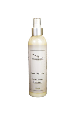 Aloe Silk Smoothing Cream Detangler - Leave-In Conditioner - Sameh Zahda Custom Hair Care