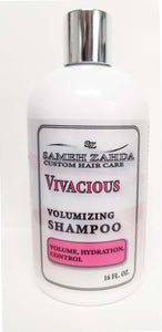 Vivacious Volumizing Shampoo (New!) - Sameh Zahda Custom Hair Care