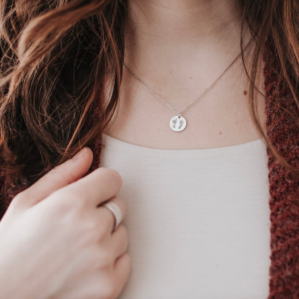 The Remembrance Coin Necklace