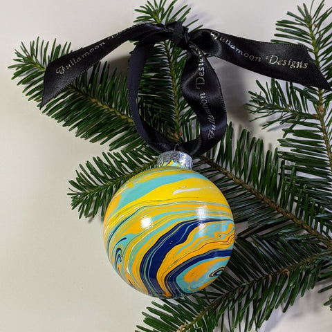 Galaxy Ornament