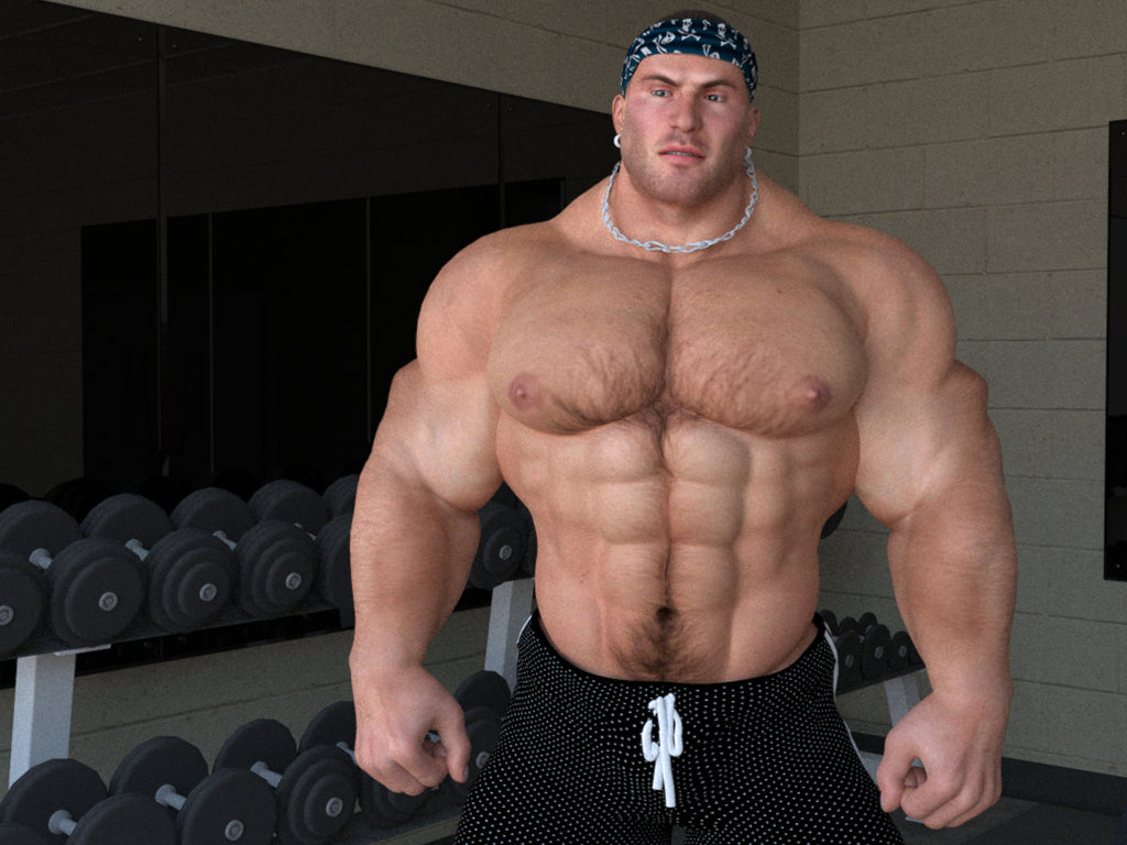 Steroids are wonderful things.