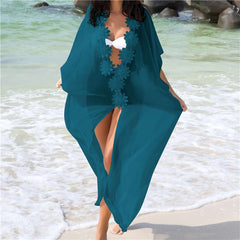 Sexy Summer Bohemian Beach Cover Up Tunic