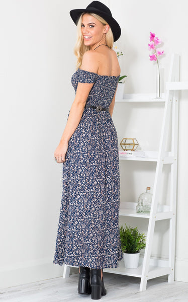 Floral Hippie Love Dress