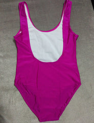 WINE O'CLOCK One-Piece Bathing Suit
