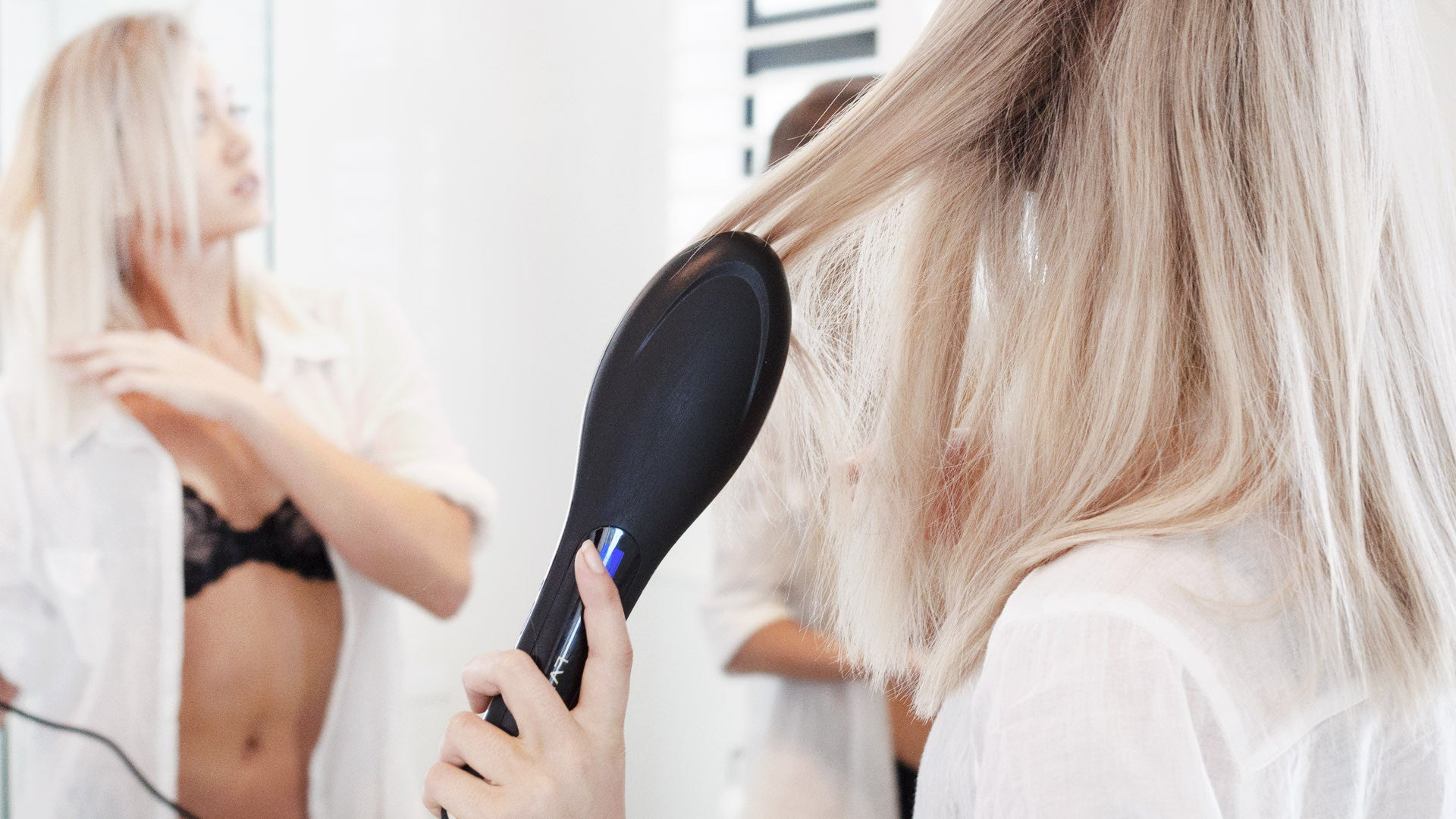 LVL Hair Brush - Easy, Fast & Safe