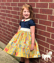 School Days Dress - Size 5 RTS