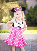 Pink Minnie Mouse Dress