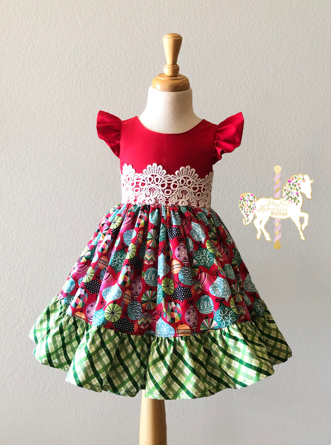 Christmas Jamboree Dress