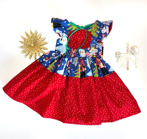 Nutcracker Party Dress