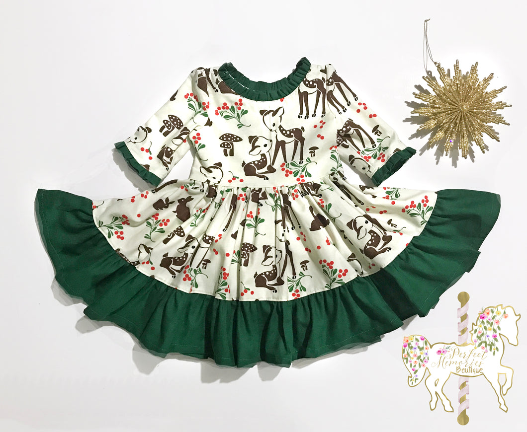 Little Fawn Dress