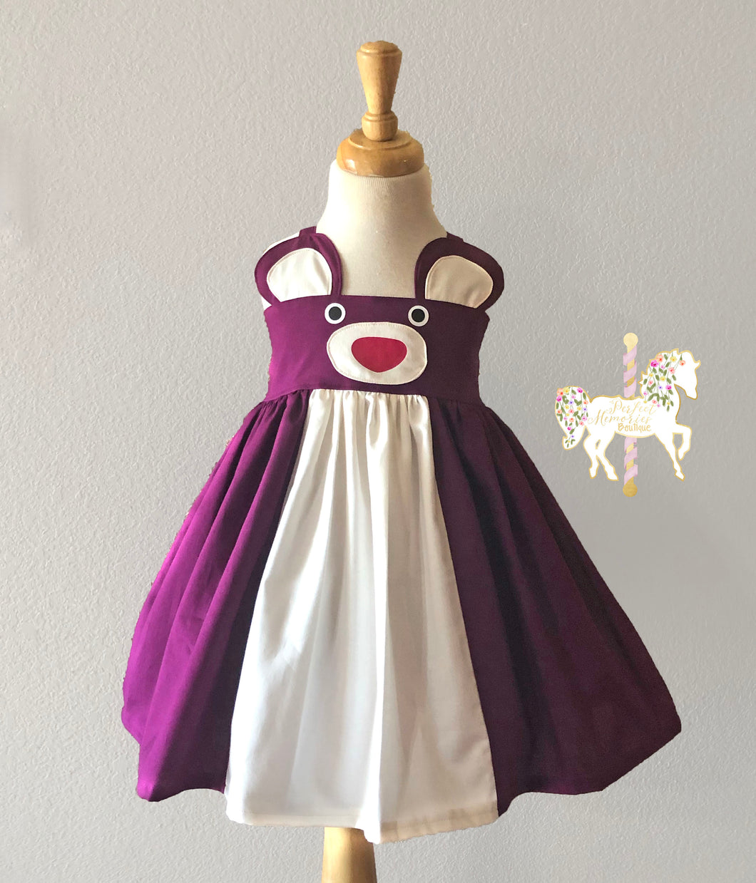 Lotso Bear Dress
