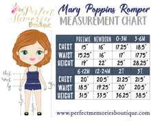 Mary Poppins Romper