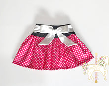 Minnie Mouse Twirly Skirt (Red or Pink)