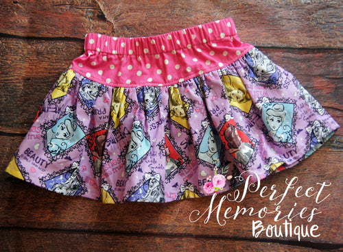 Princess Twirly Skirt