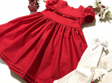 Red Vintage Roanoke Dress