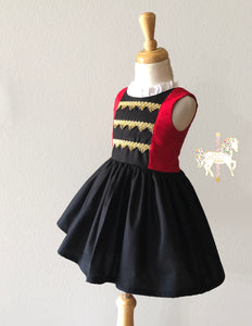 Greatest Showman Ringmaster Dress
