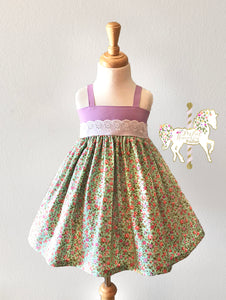 Spring Blossom Dress