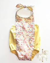 Little Chickadee Romper - All Baby Sizes - RTS