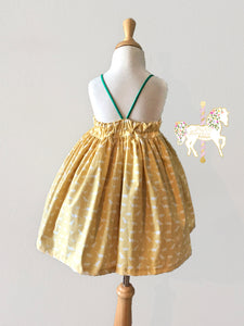 Dinosaur Fossil Top/Dress