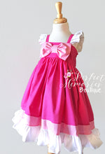 Fancy Pink Cinderella Dress