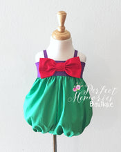 Ariel Bubble Romper