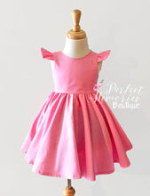 Classic Pretty in Pink Party Dress