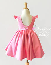 Fancy Pink Dress