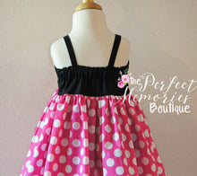 Pink Minnie Mouse Top & Short Set