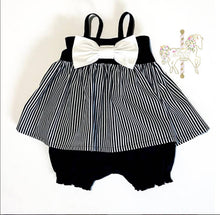 Jack Skellington Top and Short Set