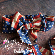 Grand Ole Flag Romper & Headband Set