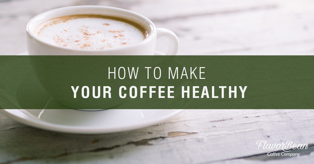 8 Ways To Great Health Through Coffee