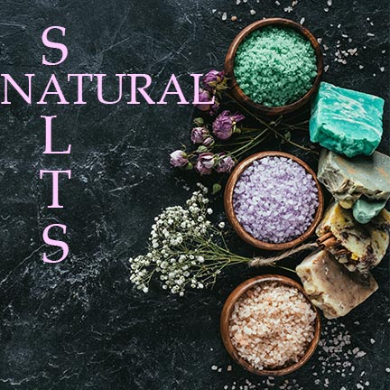 Natural Luxurious Bath Salts