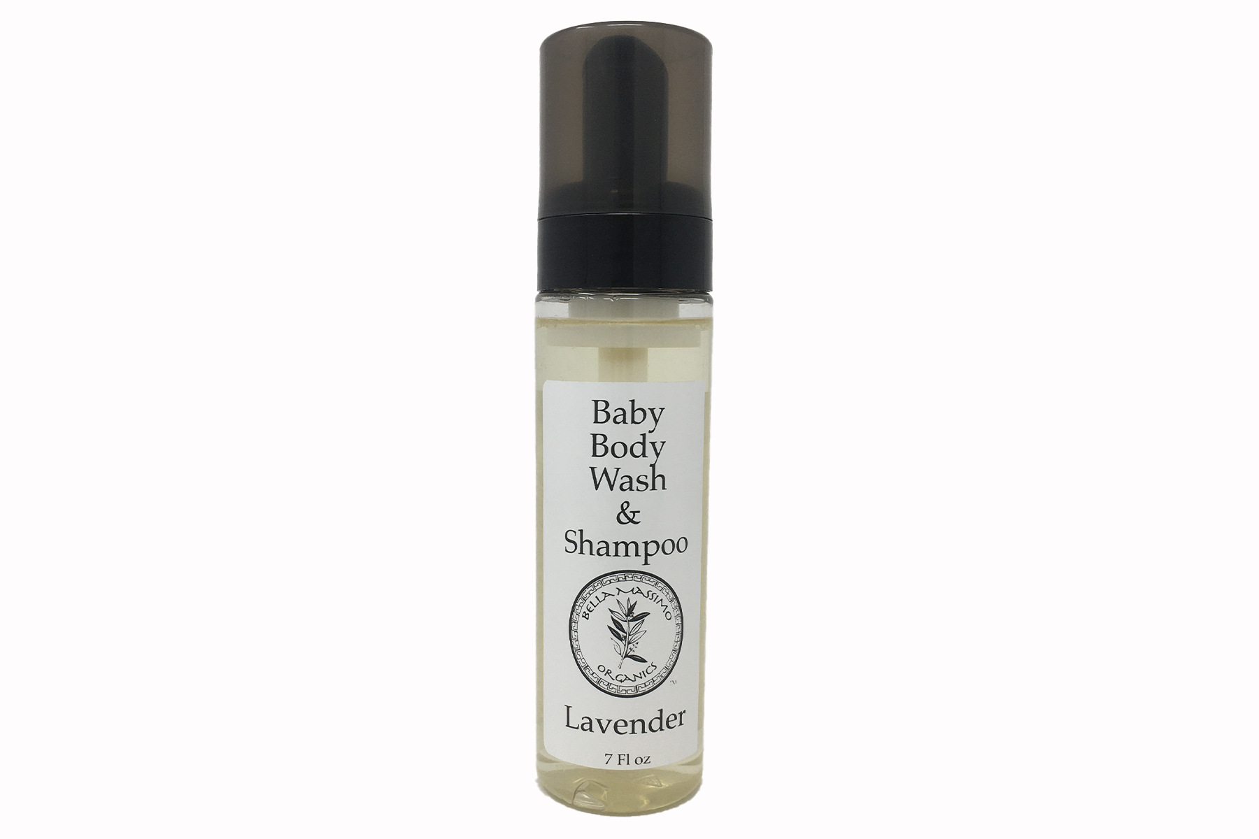 Baby Body Wash & Shampoo
