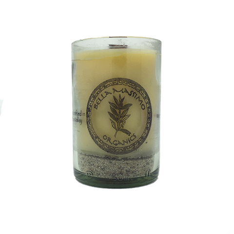 Beeswax Candle - Citronella & Mint