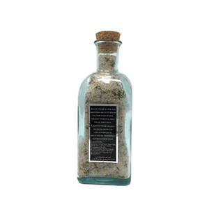 Open image in slideshow, Natural Bath Salts with Essential Oils & Herbs