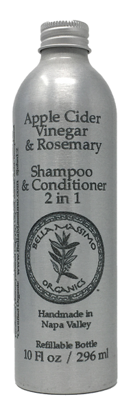 Shampoo & Conditioner - Apple Cider Vinegar & Rosemary