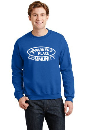 Parker's Place Heavy Blend Crewneck Sweatshirt
