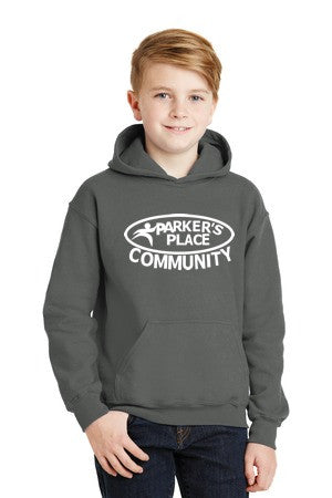 Parker's Place Youth Heavy Blend Hooded Sweatshirt