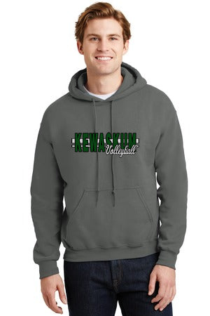 2017 Kewaskum Volleyball Hooded Sweatshirt