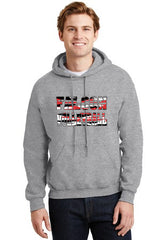 2017 Husty Volleyball Hooded Sweatshirt