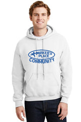 Parker's Place Heavy Blend Hooded Sweatshirt