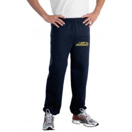 Air Assault Heavy Blend Sweatpant - Player's Edge - Wisconsin - 1