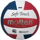 Molten Soft Touch Volleyball - Player's Edge - Wisconsin - 1