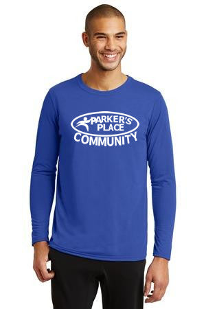 Parker's Place Performance Long Sleeve Tee