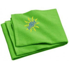 PoWer Beach Towel