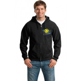 Fusào Full-Zip Hooded Sweatshirt